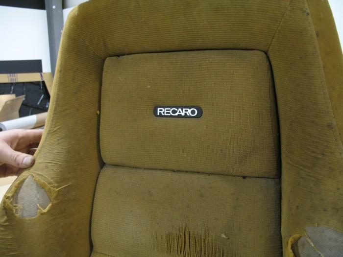 Recaro Seats Rebuild Amp Recover Duncan Automotive