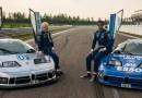 In pista con le Bugatti EB110 da gara (Le Mans & IMSA) – Davide Cironi e Loris Bicocchi