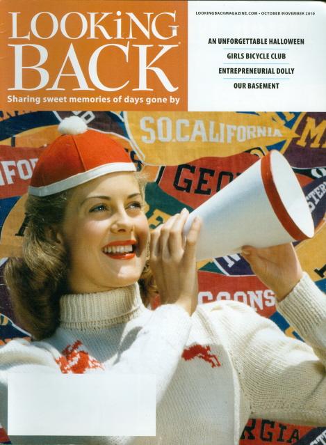 2010 Looking Back Magazine Unforgettable HalloweenGirls