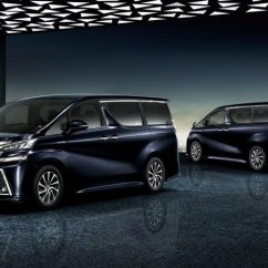All New Alphard Vs Vellfire Grand Avanza Type E 2017 Toyota Launches And Mpvs In Japan Drivelife