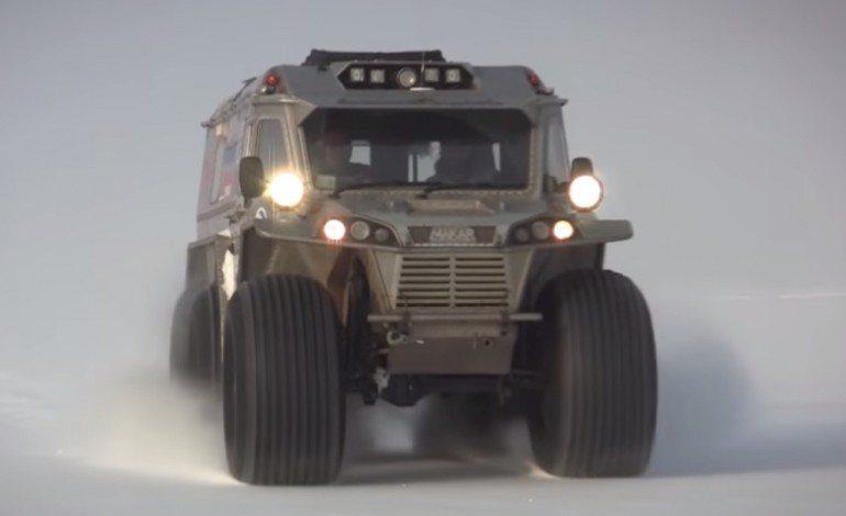 Ultimate Zombie Apocalypse Vehicle