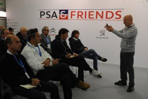 PSA & Friends Misano55