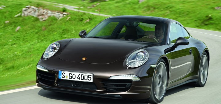 Porsche 911 Carrera 4S @ drivelife.it magazine on line