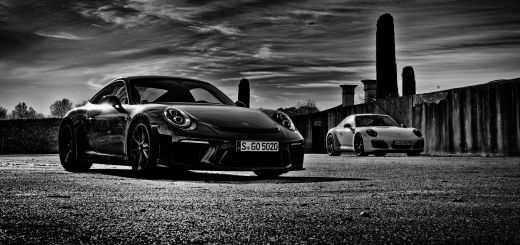 911 GT3 Touring Package, 911 Carrera T - 06.01.intv