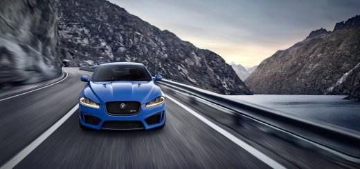 Jaguar XFR-S@drivelife.it magazine on line