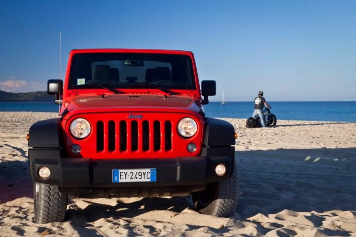Jeep Wrangler - H-D Days