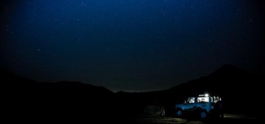 FILM ASTRONOMIA, LAND ROVER DEFENDER ©lucaromanopix