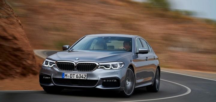 LA NUOVA BMW SERIE 5, SETTIMA GENERAZIONE. IN VENDITA DA FEBBRAIO 2017, IN EUROPA. MARZO, IN ITALIA CON LA 520D