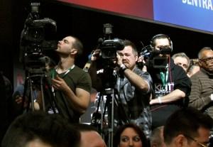 Media hordes