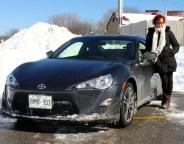 Krystyna Lagowski Toyota Scion FRS