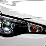 BRZ headlight