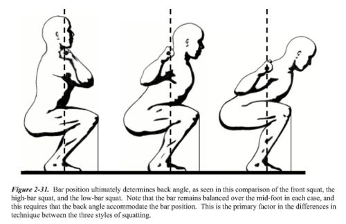 Squat Variants