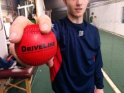 Driveline Elite Weighted Ball - Pose