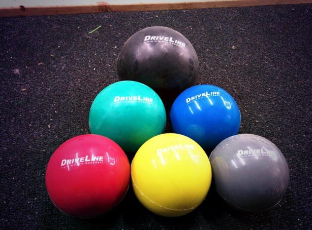 Driveline Plyo Balls