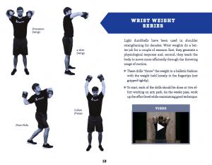 Wrist Weight Series