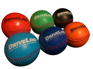 Driveline Weighted Baseball Set