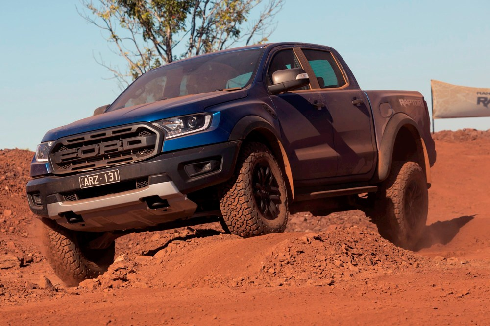 medium resolution of the ranger raptor s towing capacity drops from 3 5 tonne to 2 5 tonne compared to the wildtrak but it s got nothing to do with the engine