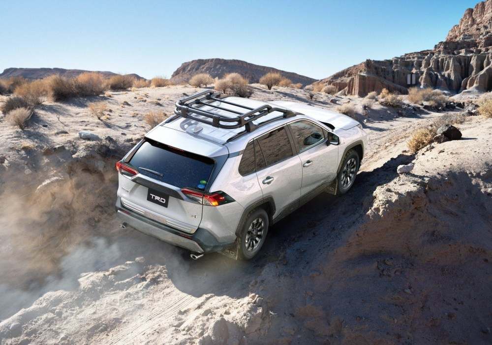 medium resolution of trd or toyota racing development have released a bunch of accessories including styling kits performance parts and roof racks that completely overhaul