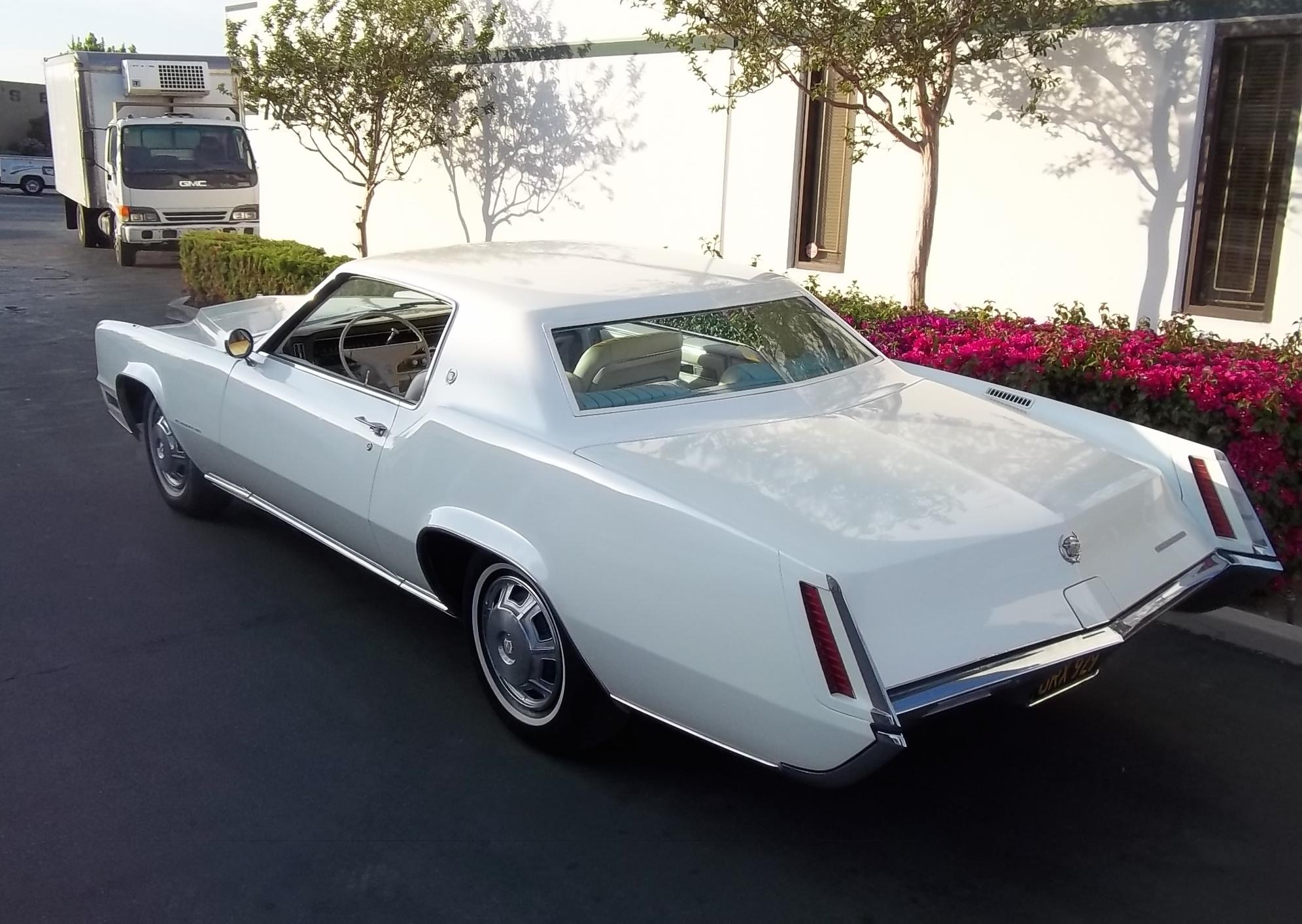 Cadillac Eldorado Driven Co