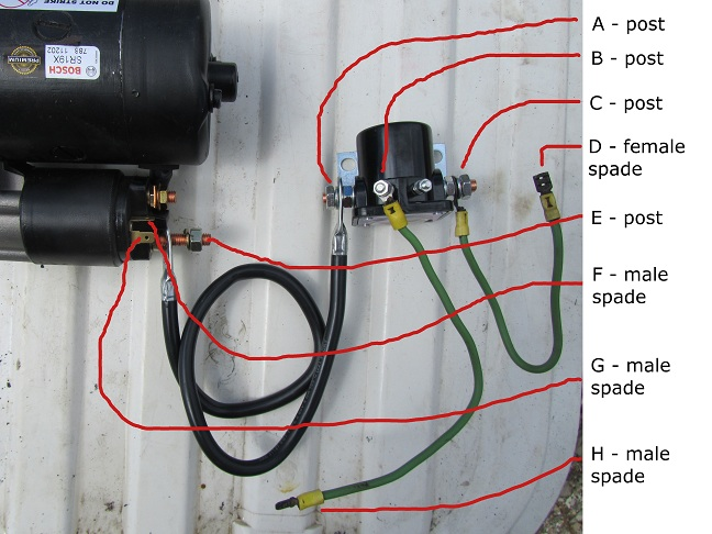 wiring diagram for a starter solenoid 1988 ezgo golf cart vw data thesamba com vanagon view topic need help 1996