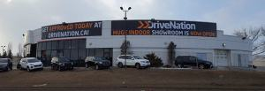 DriveNation Edmonton Exterior