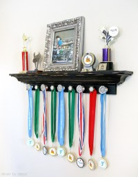 Trophy and Medal Awards Display Ideas | Driven by Decor