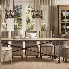 Gray Rattan Dining Chairs Office Chair Good Design My Favorite Kubu Driven By Decor Restoration Hardware Side