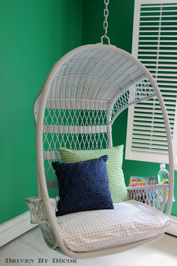 Favorite Hanging Rattan Swing Chairs  Driven by Decor