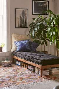 French Mattress Cushions for Daybeds, Benches, & Window ...