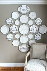 decorative plates for wall | Roselawnlutheran