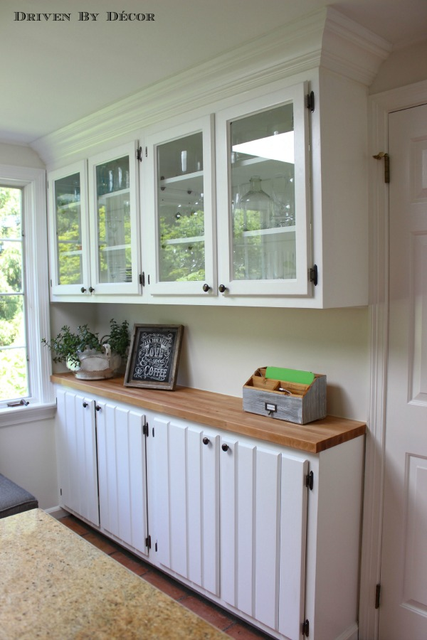 kitchen desk chair covered outdoor desks tips for what to do with them driven by decor