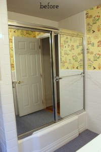 One Room Challenge (week 1): Bathroom Remodel - Driven by ...