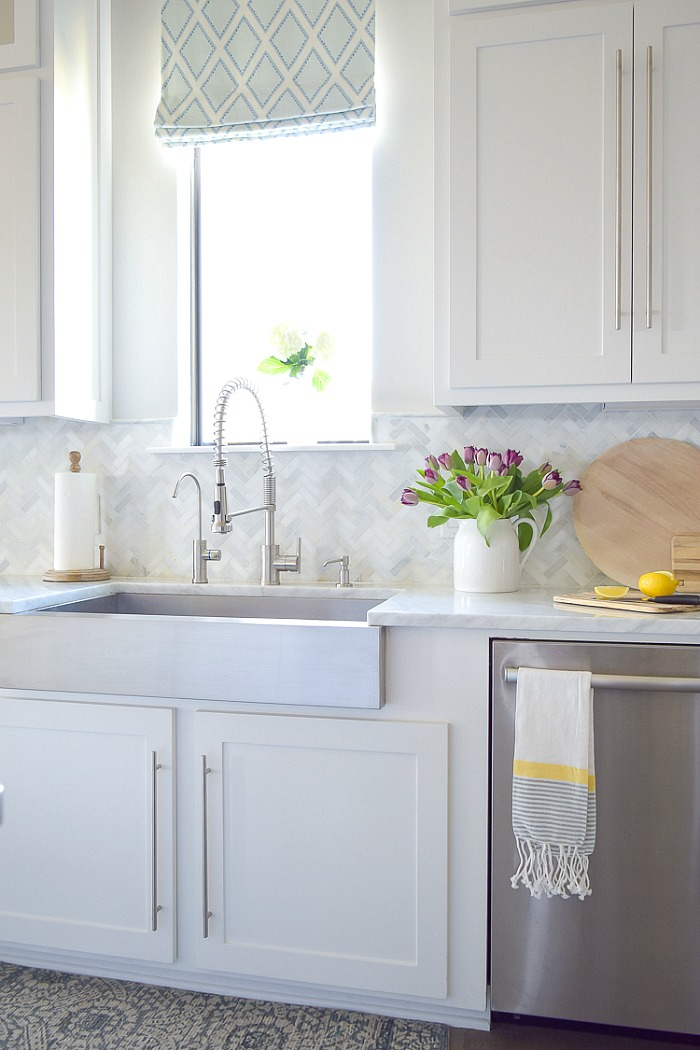Kitchen Backsplash Tile How High to Go  Driven by Decor