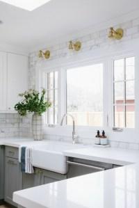 Kitchen Backsplash Tile: How High to Go? | Driven by Decor
