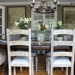 Side Chairs With Arms For Living Room Florida Furniture Decorating Your Dining Must Have Tips Driven By Decor Ladderback And Upholstered Wingback End