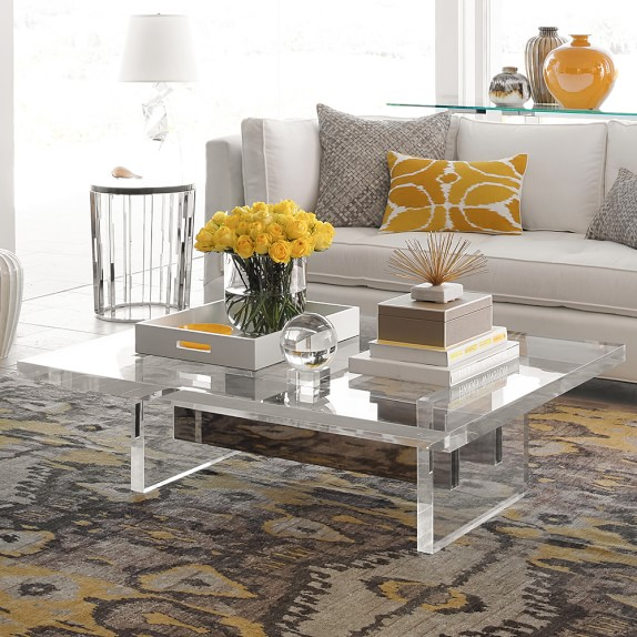 acrylic coffee tables my favorites