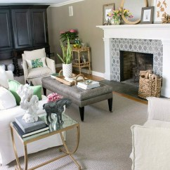 Ektorp Living Room Ideas Uk Grey House Tour Driven By Decor
