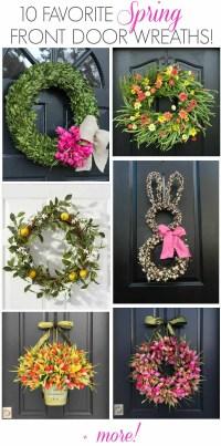 Wreath Ideas for Spring t Wreaths