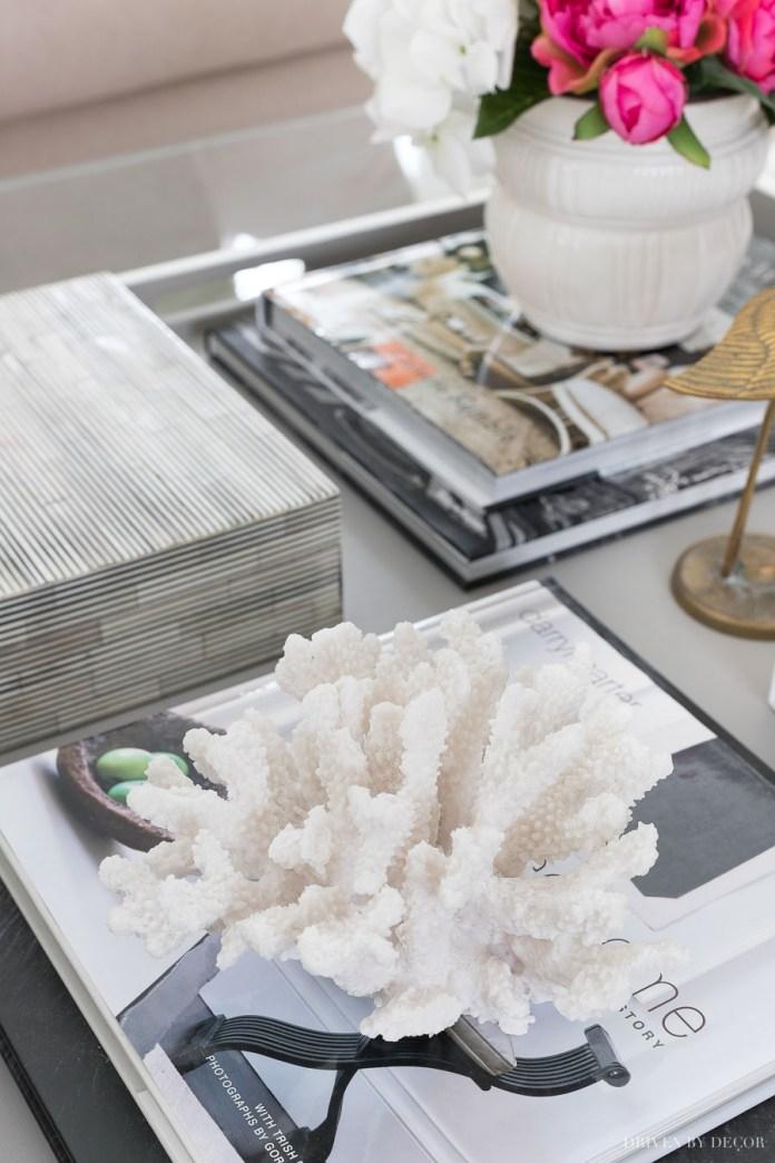 Coffee Table Decor Ideas Inspiration Driven By Decor