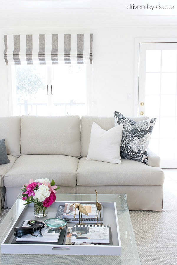 How To Arrange Throw Pillows On Sectional Sofa