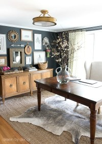How to Create a Gallery Wall: Tips & My Home Office Art ...