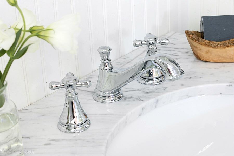 delta cassidy bathroom sink faucet