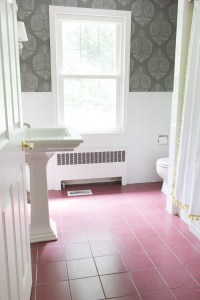 Diy Tile Floors - Clean Excess Grout From Tiles Ceramic ...