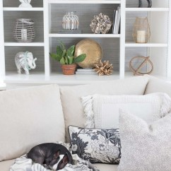 Cheap Way To Decorate Living Room Colonial Style How Shelves Bookcases Simple Formulas That Work