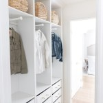Our New Coat Closet Using Ikea Wardrobes Driven By Decor