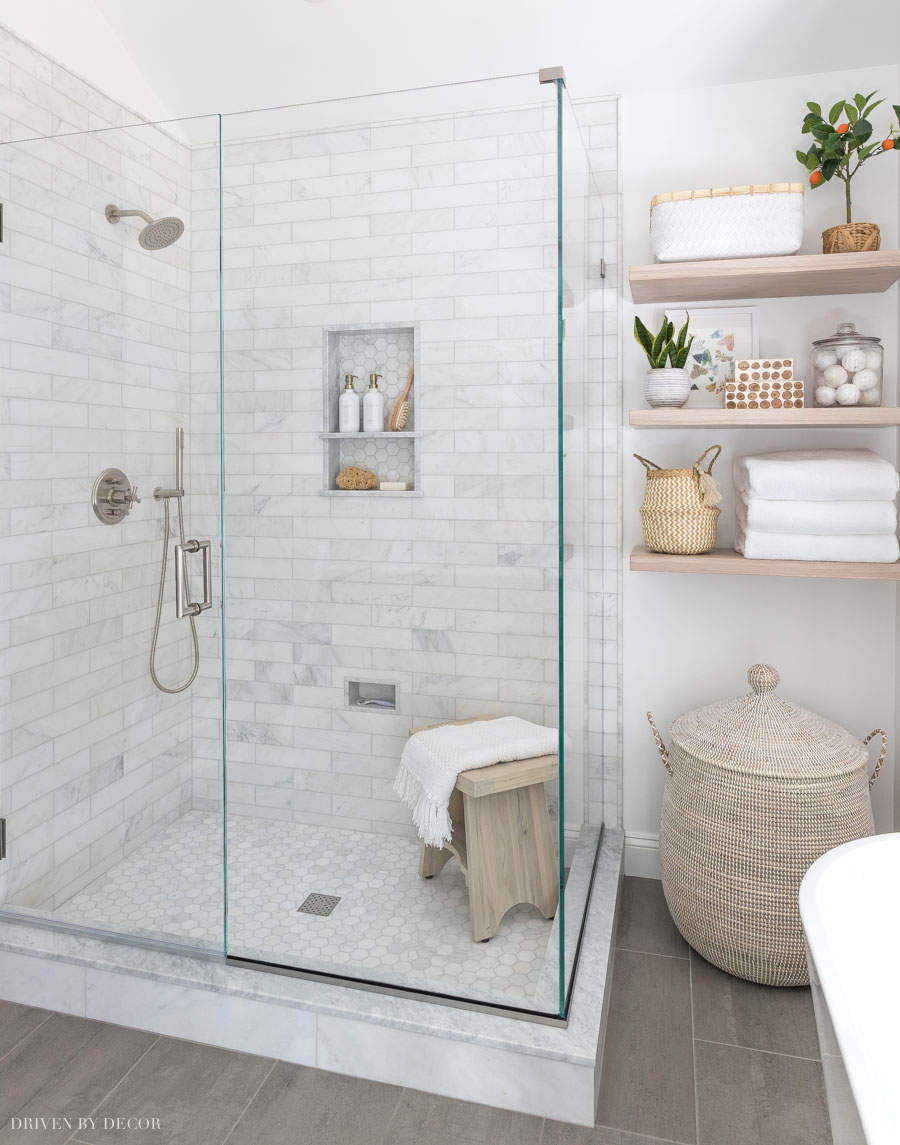 glass shower enclosures cost options