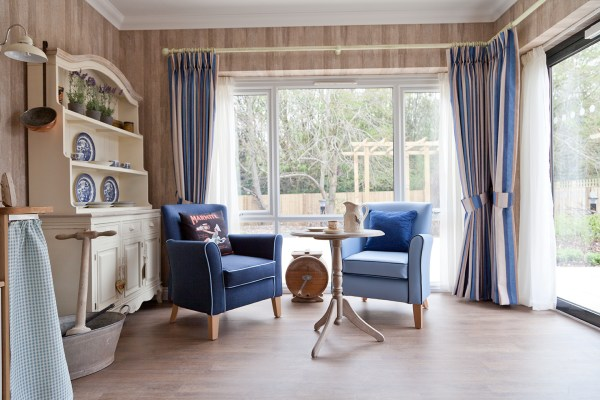 Changing Face Of Care Home Interiors