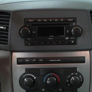 Jeep DVD Upgrade
