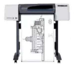HP DesignJet 500ps Plus 24-in
