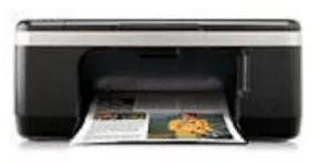 HP Deskjet F4135